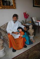 Mr Rajesh Khanna And Marziya Shakir by firoze shakir photographerno1