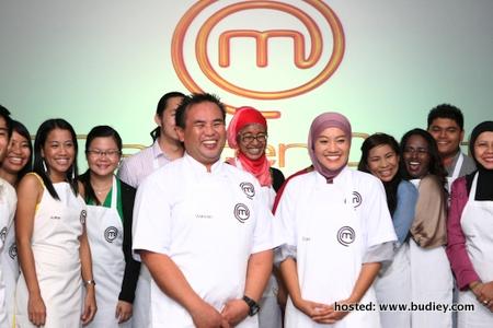 finalis bersama peserta masterchef malaysia