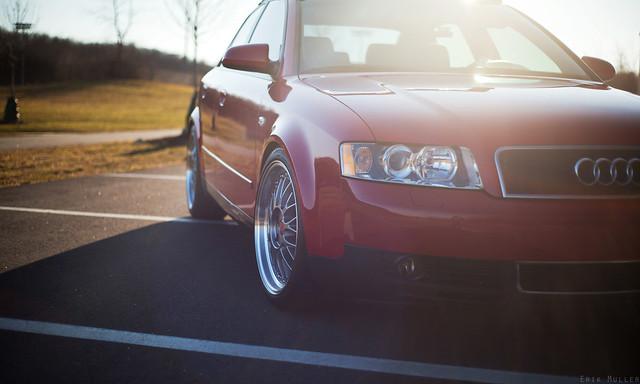 "18"" Audi ST8 Wheels"