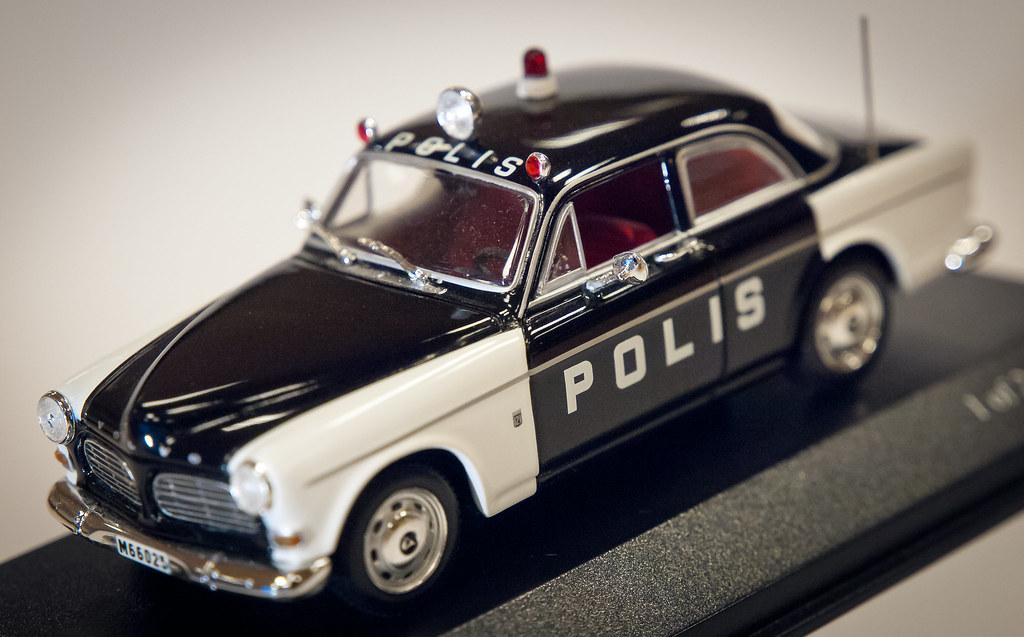 Volvo Amazon Police
