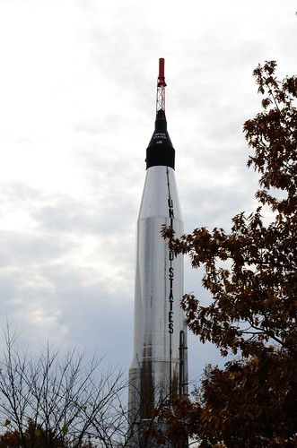 Mercury-Atlas Rocket, New York Hall of Science, Flushing Meadows–Corona Park, Queens, New York CLS_5270.JPG