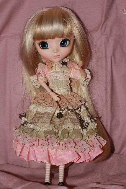 sweet girl pink romantic Alice