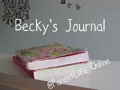 Becky's Journal