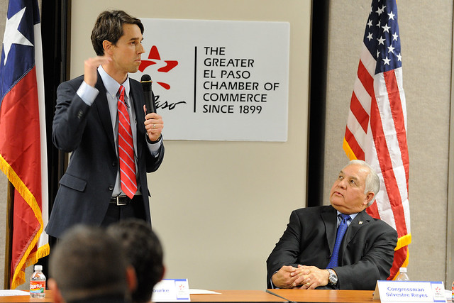 Beto O'Rourke Speaks at the Candidate Forum