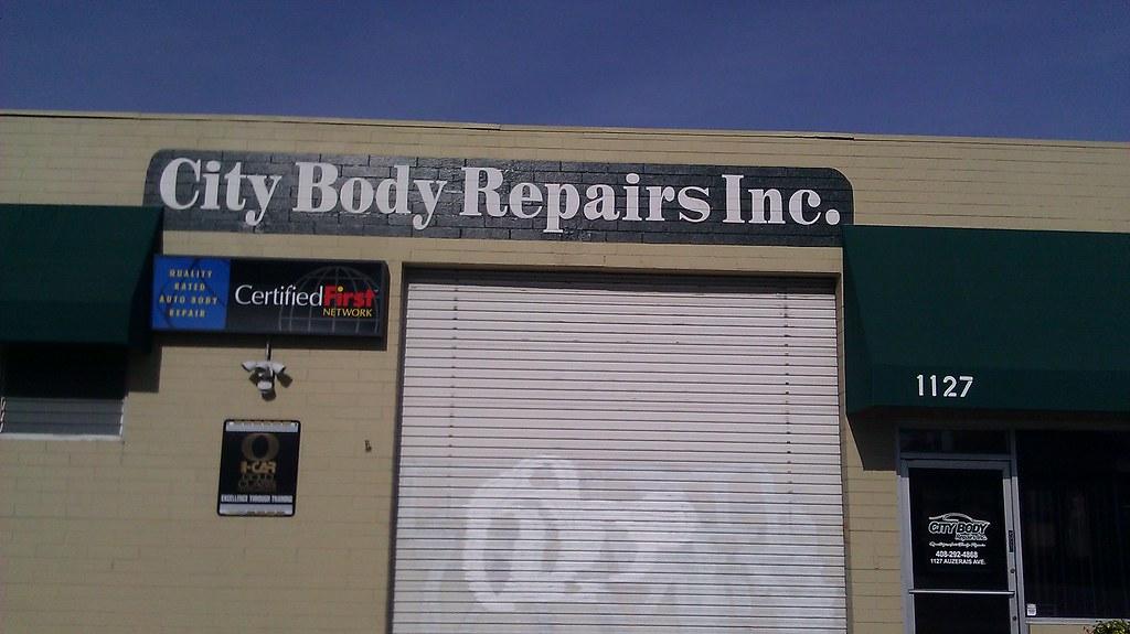 Garage door dent repair dent repair ac repair manual for Garage door repair san jose ca
