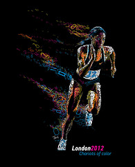 London 2012: Typographic Experiments for the Olympiad