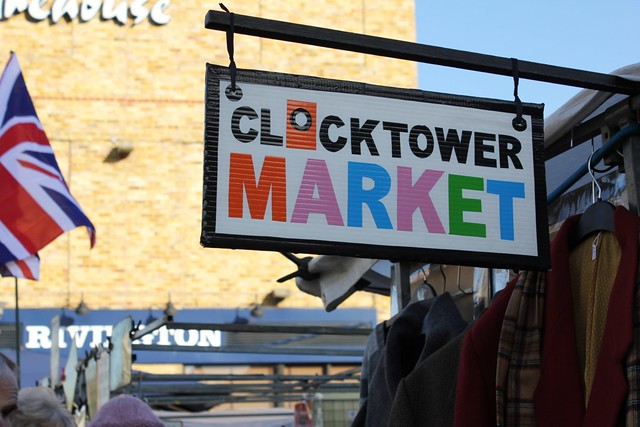 clocktower market, greenwich