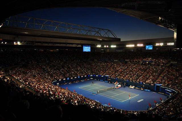 Federer vs Kudryavtsev - Australian Open