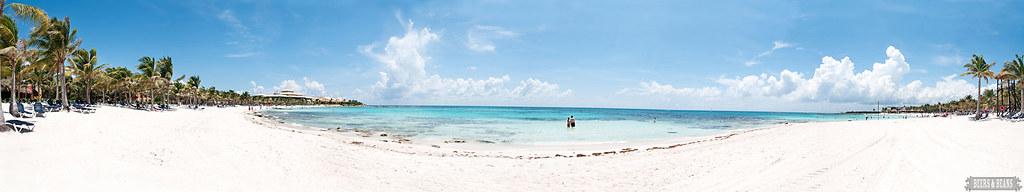 Barcelo Resort in Riviera Maya, Mexico