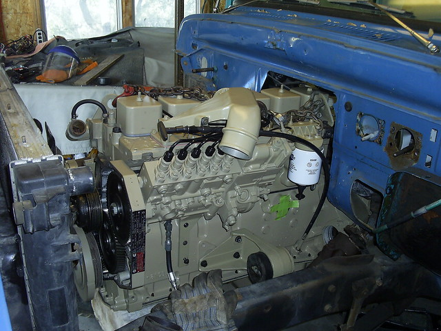 1965 W200 Power Wagon 96 12 Valve Build Page 3