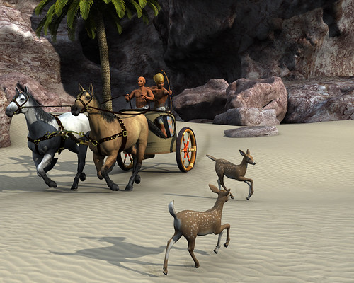 Hunting Pharaoh