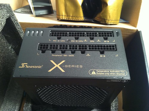 Seasonic X-660 is Modular
