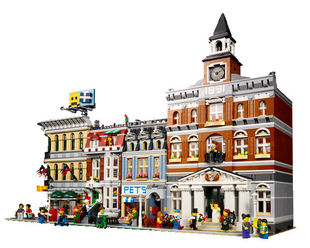 LEGO 10224 Town Hall