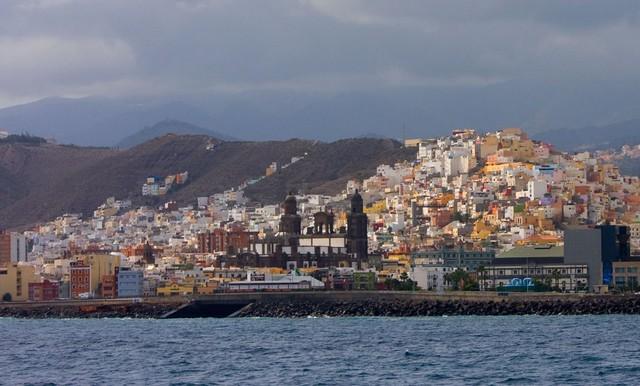 """Fotos Las Palmas de Gran Canaria """"Ciudad de Mar"""""""