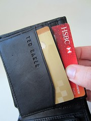 Credit Card in Wallet