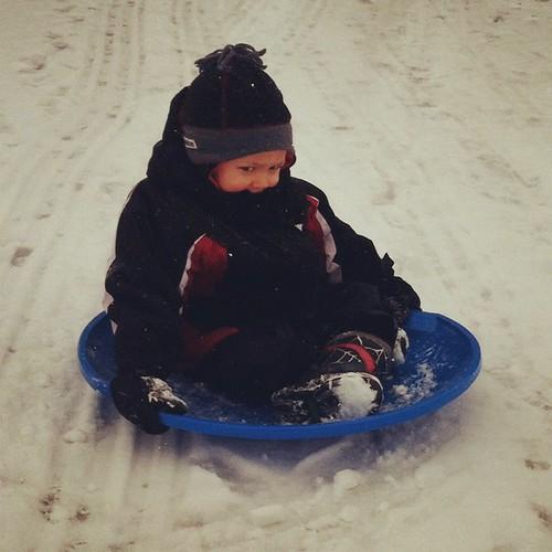 kayden sled