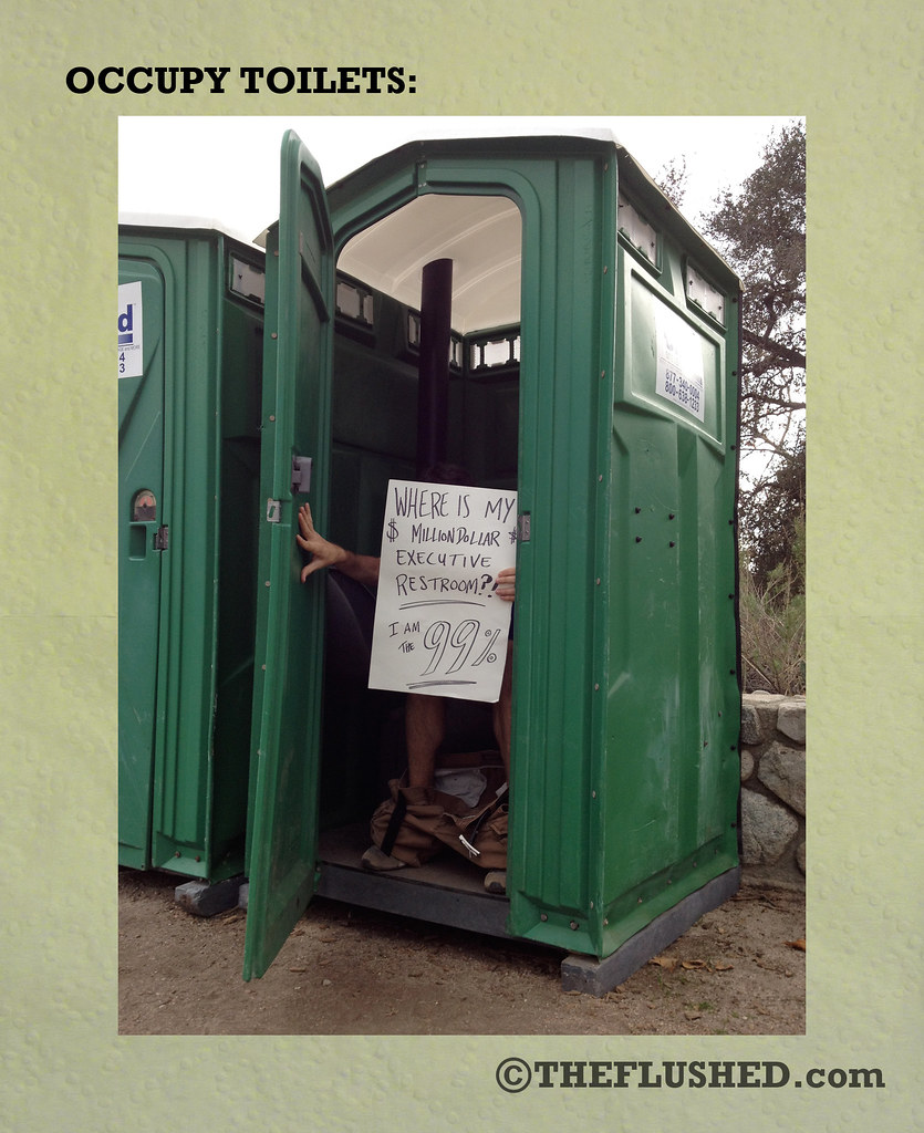 Occupy Toilets 3