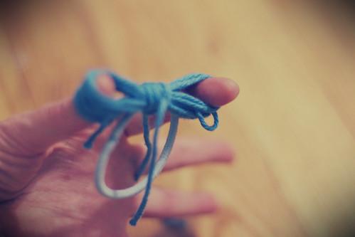 yarn bow 9