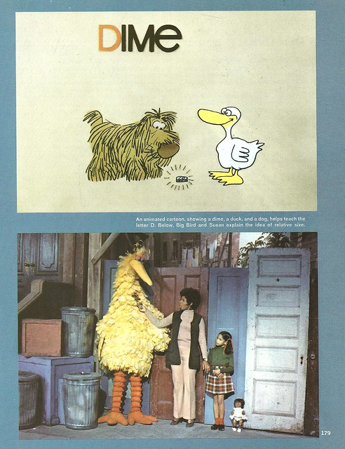 Sesame Street, NYC (Unknown Book - 1970)03