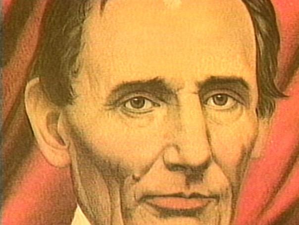 Abraham Lincoln - 1860