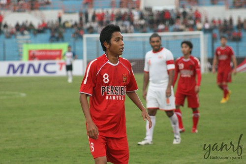 Johan Manaji, Persiba Bantul goal scorer