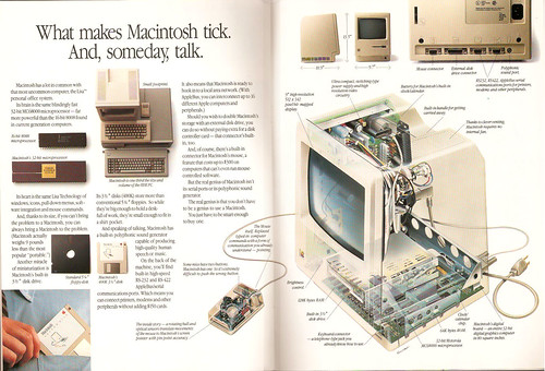 Macintosh brochure 1984