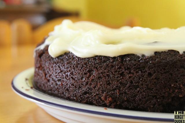 El Mole Ocho Chocolate Cake