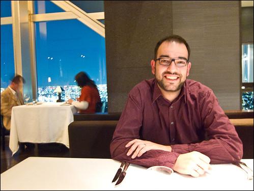 A cenar en el New York Grill