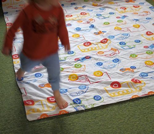 blanket roll
