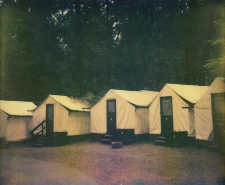 tent cabins