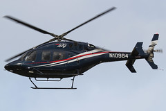 N10984 - 2010 build Bell 429, performing Demonstration flights at Barton