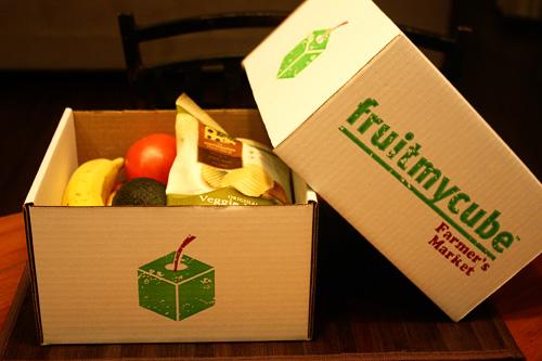 Fruit-my-cube