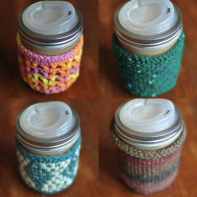 cuppow jar cozies