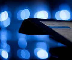 Ipad2 in Blue