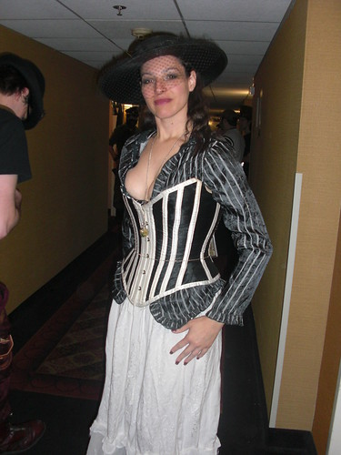 Steampunk worlds Faire,
