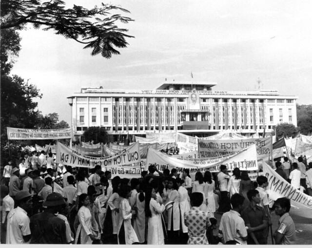 Liberation of Saigon Celebrated - 15 May 1975