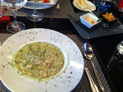 Restaurante Club Nautico del Hotel Lopez de Haro Bilbao by LaVisitaComunicacion