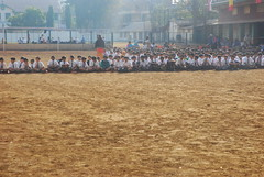 Republic Day St Stanislaus High School Bandra Shot By Marziya Shakir 4 year Old by firoze shakir photographerno1