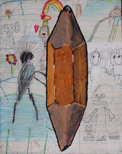 Pencil Nubs