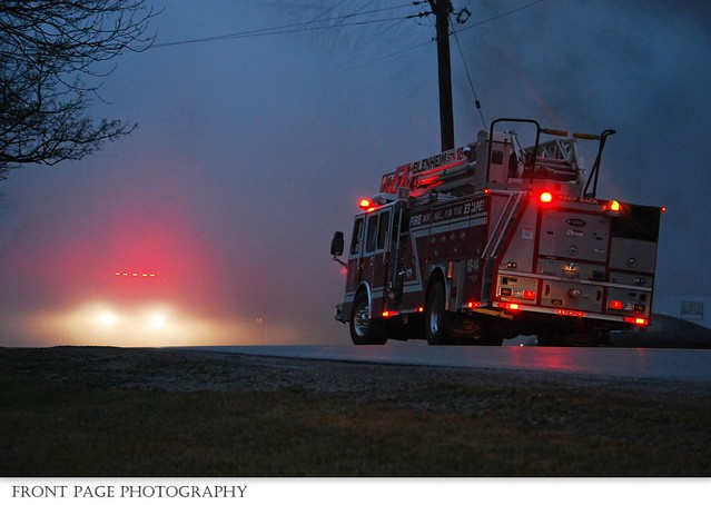 C-K Fire - 18-12 & 18-14, 18795 Erieau Rd. 3rd Alarm