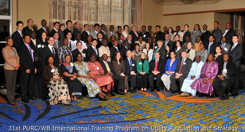31st PURC/WB Group Photo