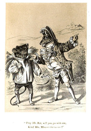 017--A frog he would a wooing go-1865- Henry Louis Stephens