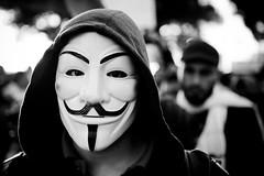 V in #OccupyMaspero ماسبيرو