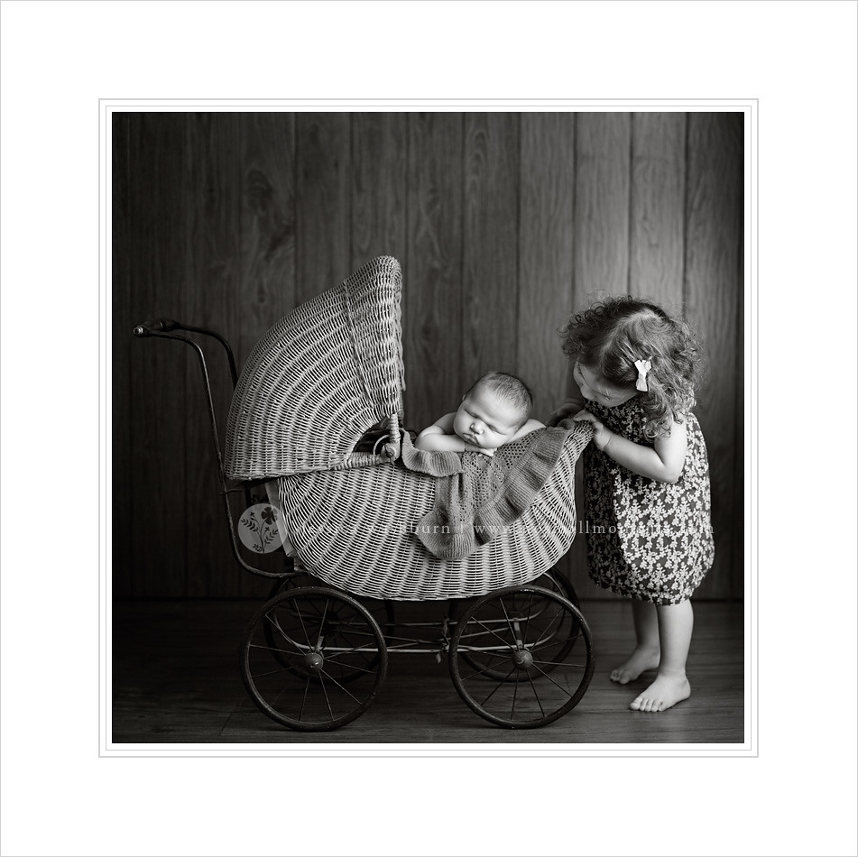 Saratoga newborn photography