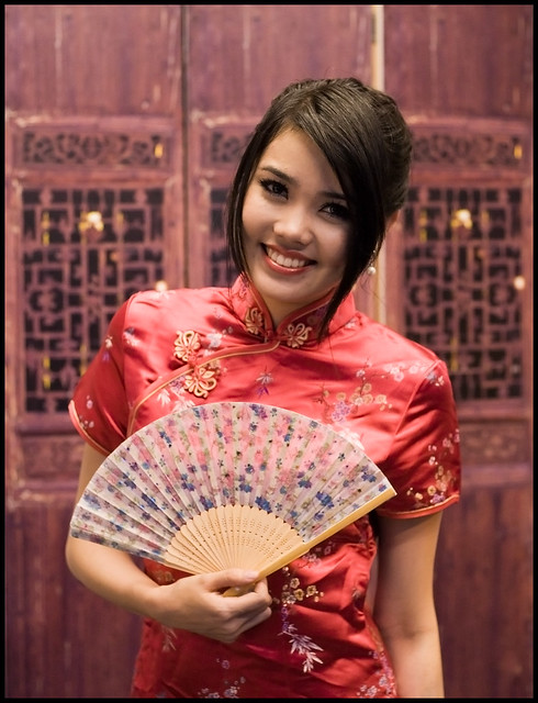 Chinese (Thai) Beauty