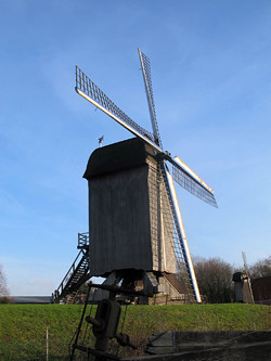 Windmill in Lille