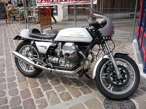 Moto Guzzi 850 Le Mans III by EasyriderFXDWG