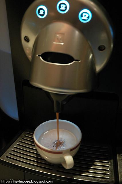 Oryx Lounge - Nespresso