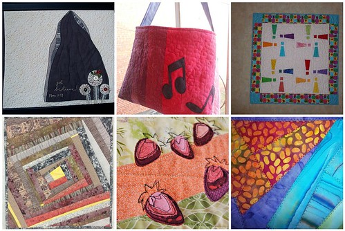 Making Music Project Quilting Pieces - A Closer Look, Part 1