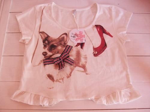 cute dog tshirt